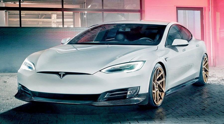 Tesla θέση εργασίας