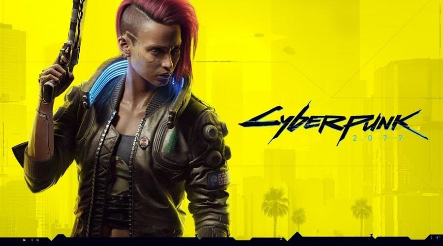 Cyberpunk 2077 ενημέρωση