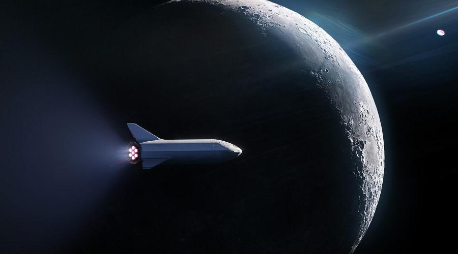 ταξίδι φεγγάρι