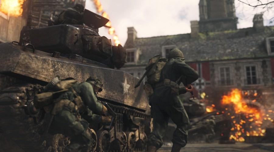 Call of Duty WWII Vanguard