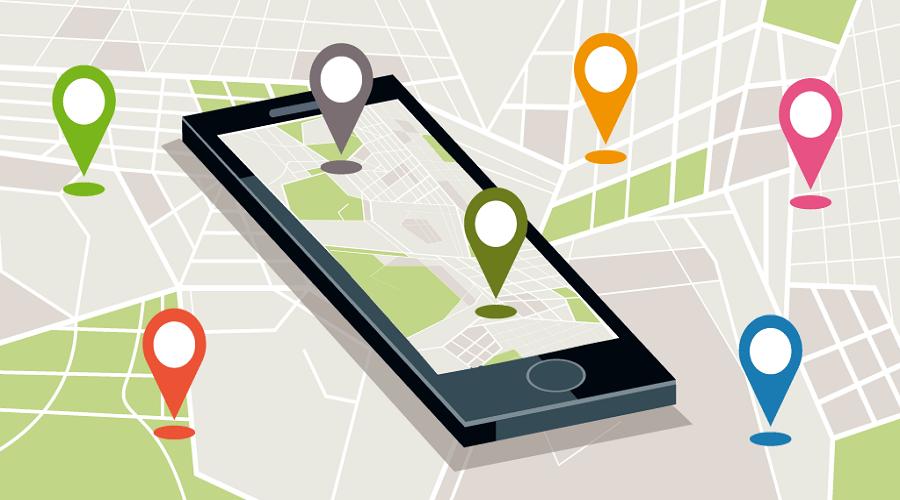 Google δεδομένων τοποθεσίας