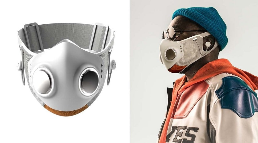 Willi.i.am Black Eyed Peas μάσκα