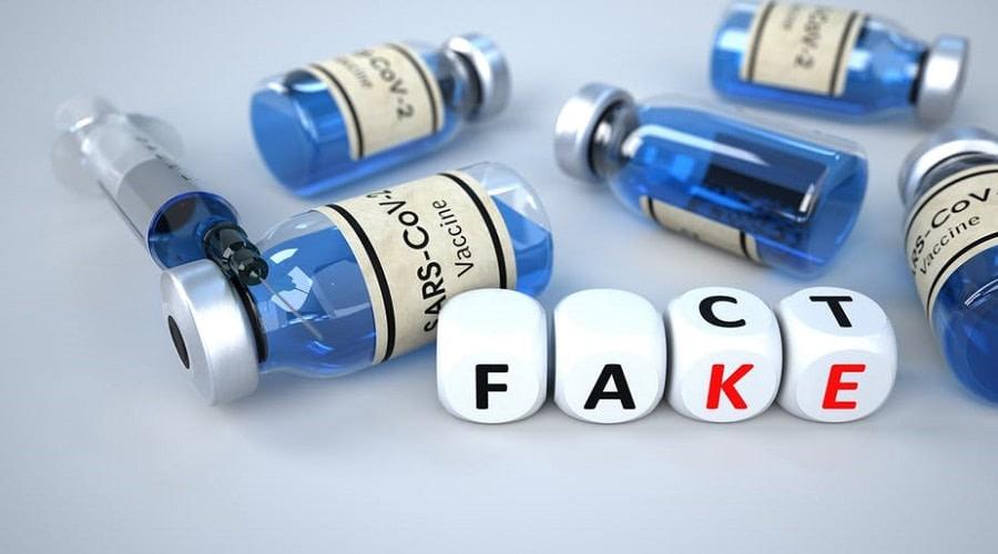 Pfizer ψεύτικα εμβόλια