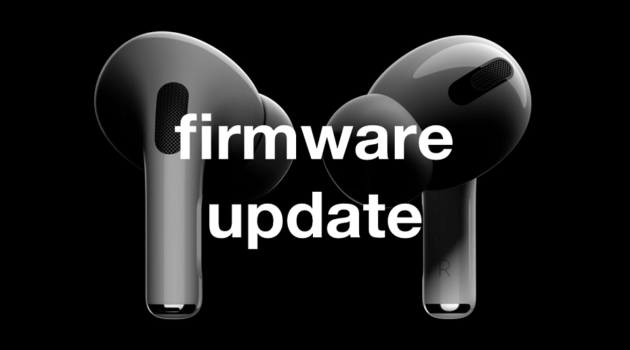 Apple AirPods Pro firmware