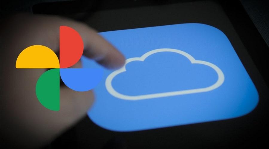 Google Photos iCloud