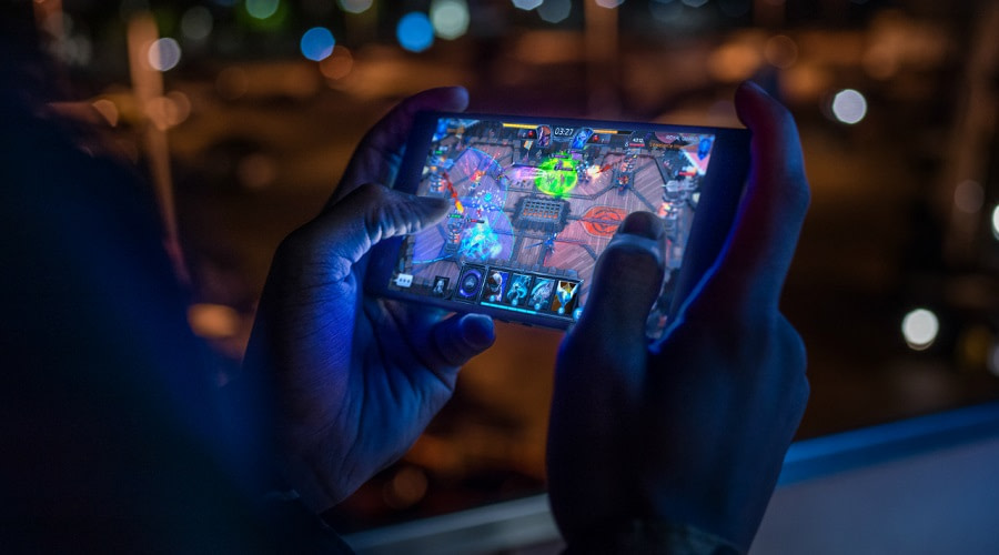 mobile gaming Sony