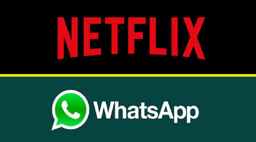 Android malware Netflix WhatsApp