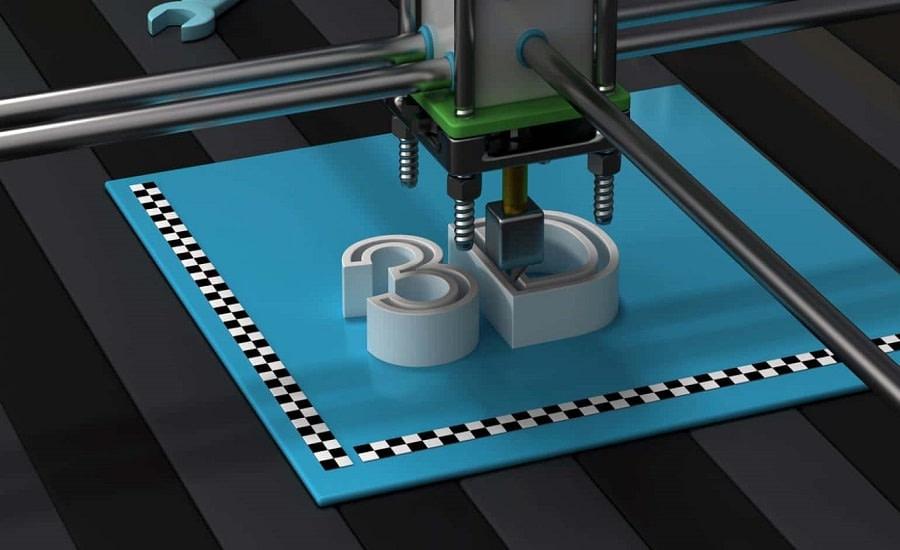3D εκτύπωση
