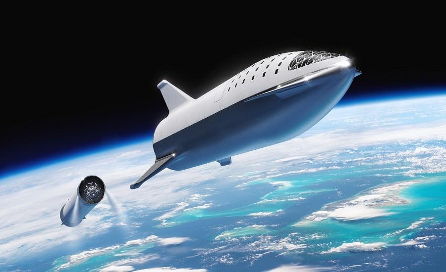 SpaceX #dearMoon