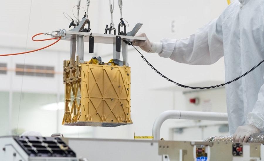 Άρη NASA