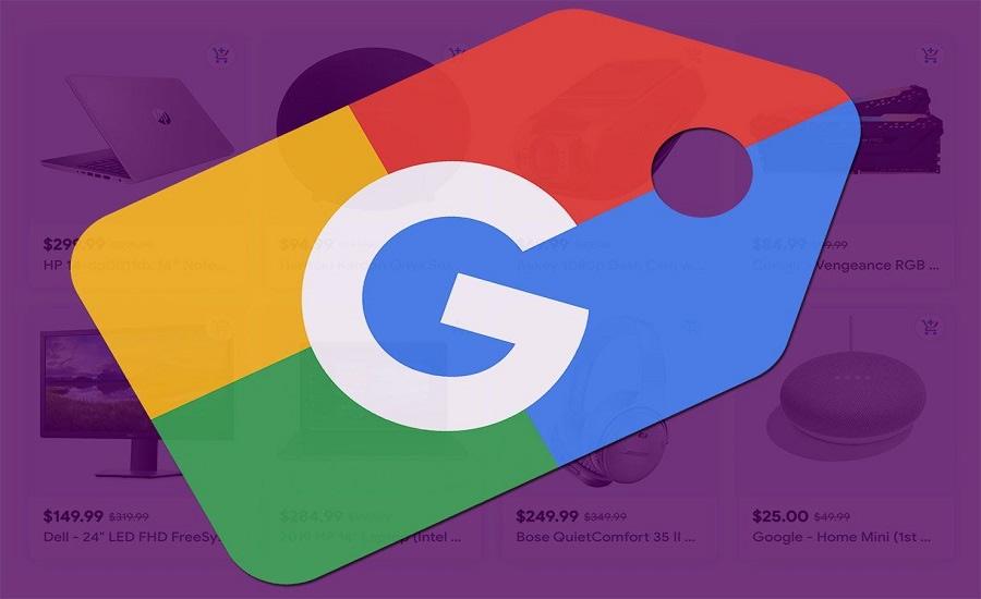 εφαρμογή Google Shopping