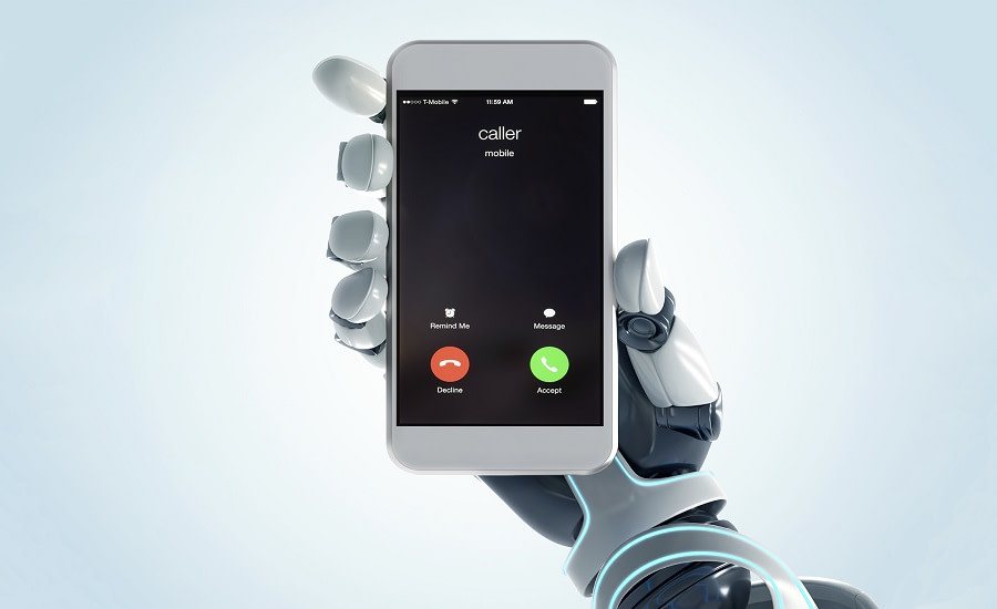 robocalls Android