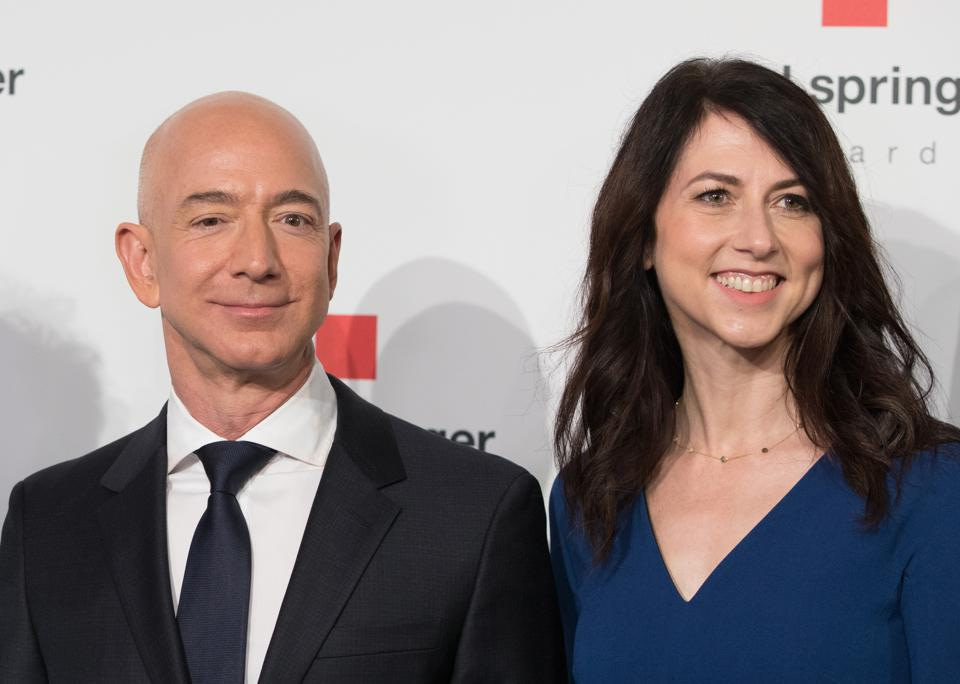 MacKenzie Bezos-Scott
