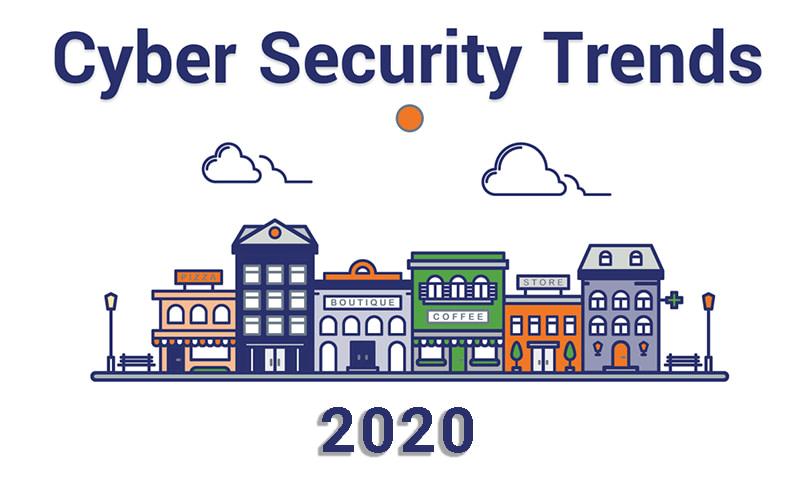 πέντε trends κυβερνοασφάλειας