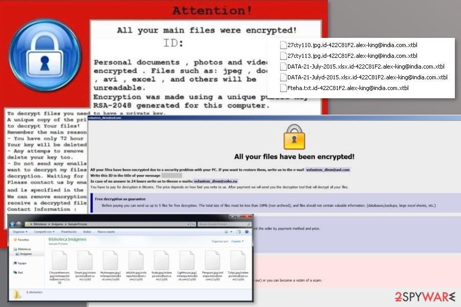 CrySIS ransomware Ελληνικές εταιρείες