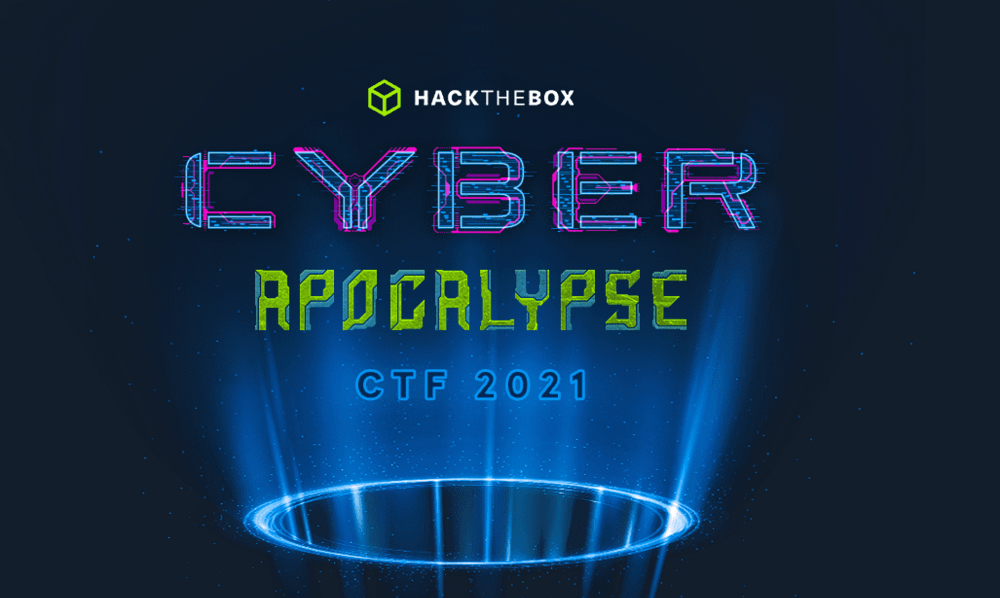 CYBER APOCALYPSE CTF 2021: JOIN the hacking contest!