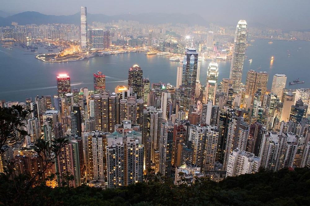 Χονγκ Κονγκ ΗΠΑ