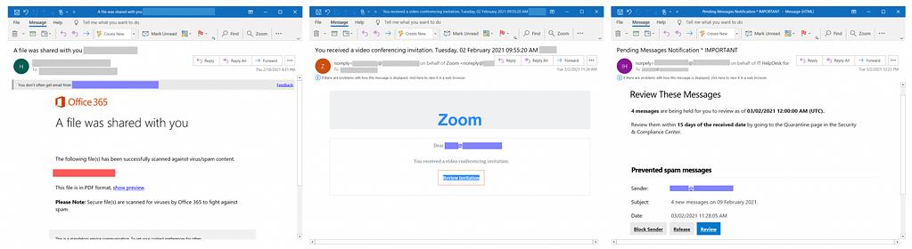 Microsoft - Phishing επιθέσεις -παράκαμψη email gateways