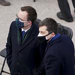 COVID-19 διπλή μάσκα