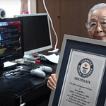 The most popular YouTube gamer is a 90-year-old grandmother!