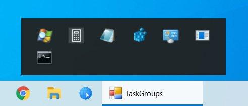 TaskbarGroups