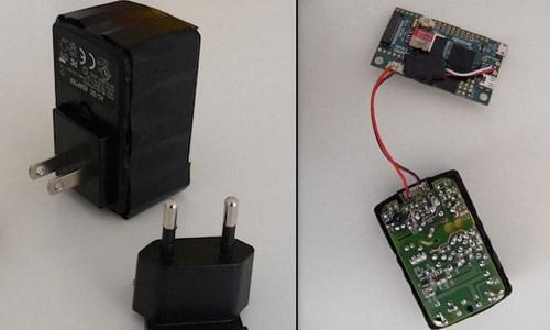 Πώς να μετατρέψετε ένα φορτιστή USB σε Linux υπολογιστή