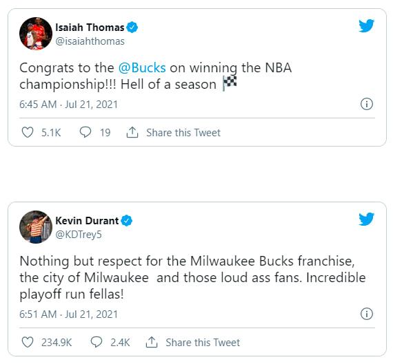 NBA Finals 2021: Ο Γιάννης Αντετοκούνμπο αποθεώνεται στο Twitter