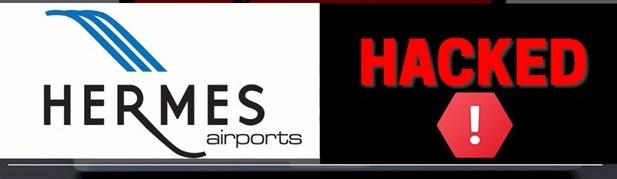 Κυβερνοεπίθεση Αεροδρόμιο Λάρνακας hermesairports.com από RootAyyildiz Τούρκος χάκερ