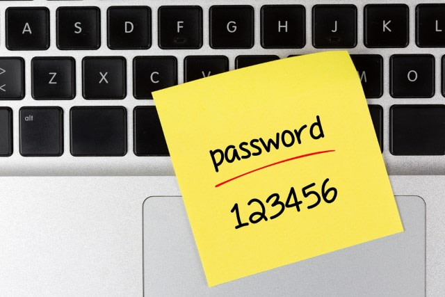 παραβιασμένα passwords