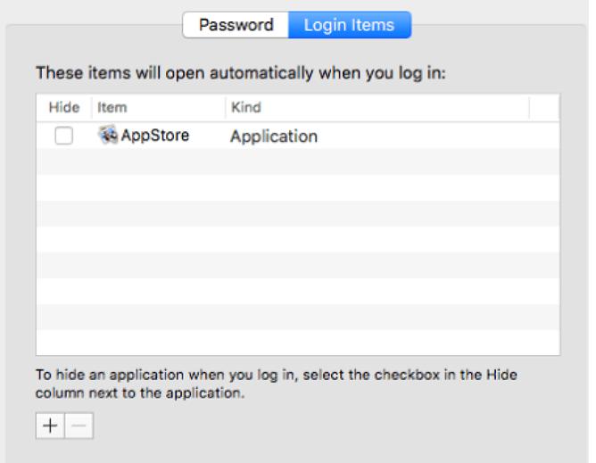Malware - AppStore