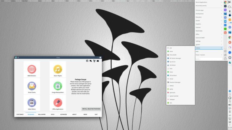 KaOS 2020.05 Linux: выпущен с изменениями и улучшениями