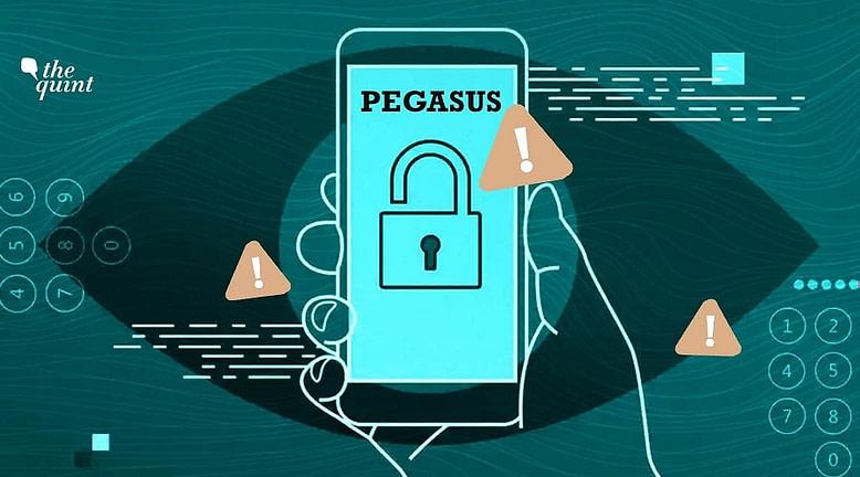 Pegasus spyware Zero-click iMessage