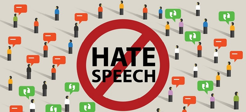The Islamophobic posts on social media bring sanctions