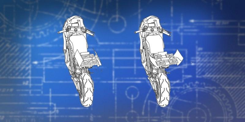 Honda drone