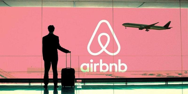 制作的Airbnb