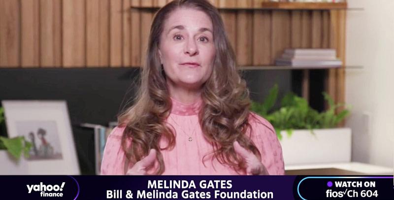 Мелинда Гейтс: «Трамп не может справиться с пандемией»