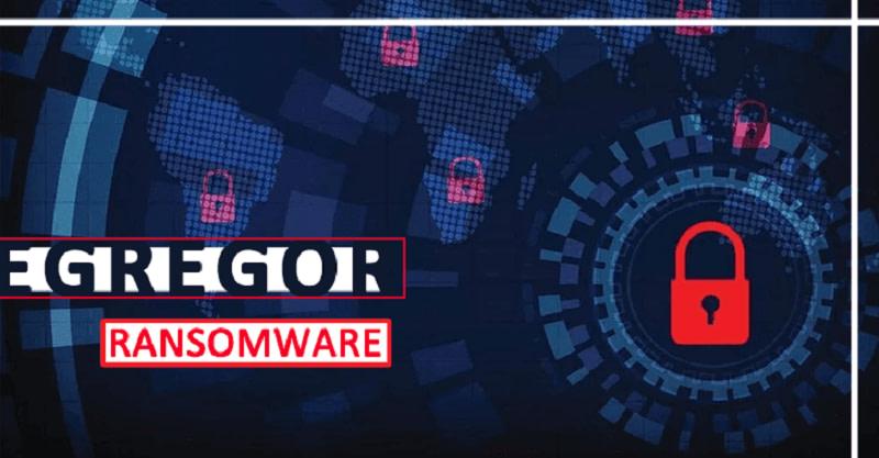 Egregor ransomware-Maze
