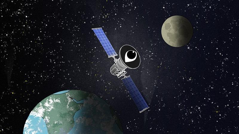 διαστημόπλοια δορυφόροι