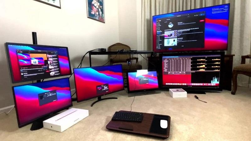 M1 Macs DisplayLink