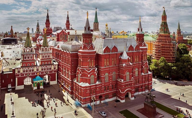 Ρωσία Microsoft