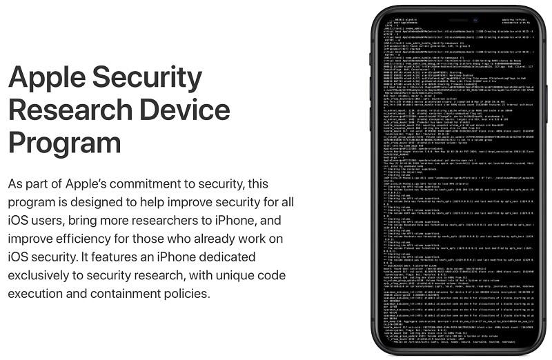 Η Apple ετοιμάζει «ειδικά» iPhone για hackers και ερευνητές ασφαλείας