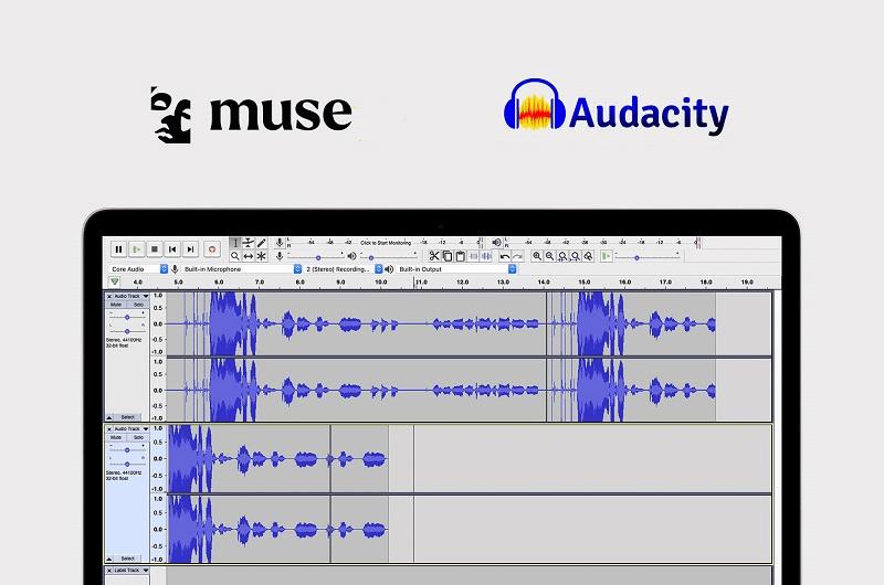 Muse Group Audacity