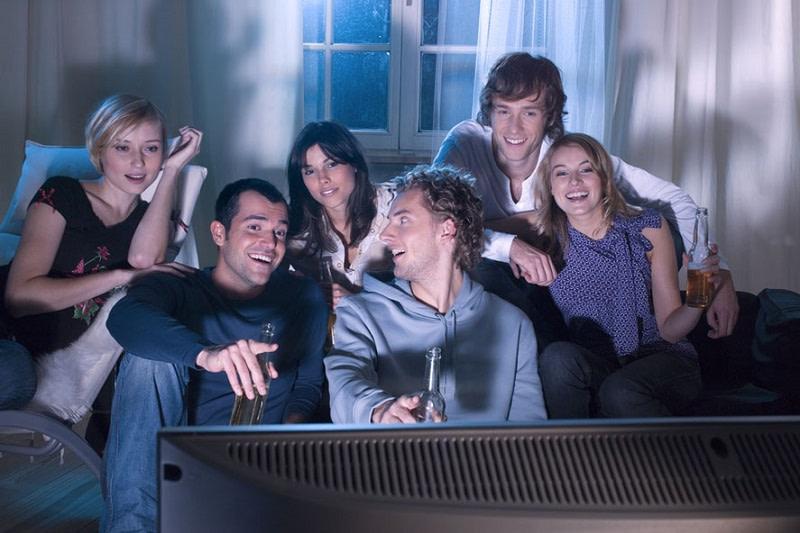 Party Time: Δείτε TV με τους φίλους σας στο διαδίκτυο