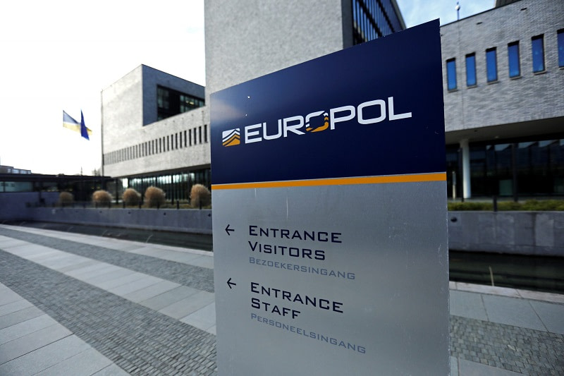 Europol-πειρατεία ταινιών-εξάρθρωση