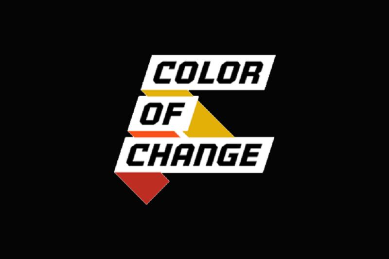 Color of change Google