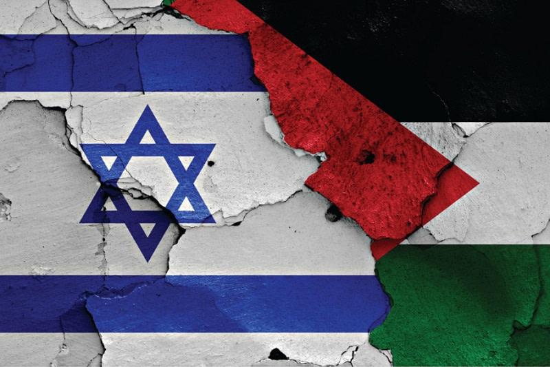 Ισραήλ Παλαιστίνη πόλεμος