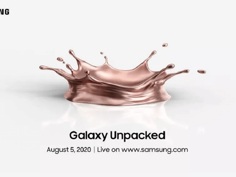 Galaxy Note 20-Samsung-Unpacked event