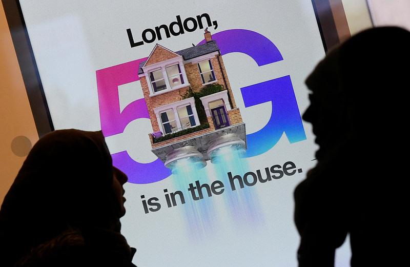 Huawei-5G-Ηνωμένο Βασίλειο