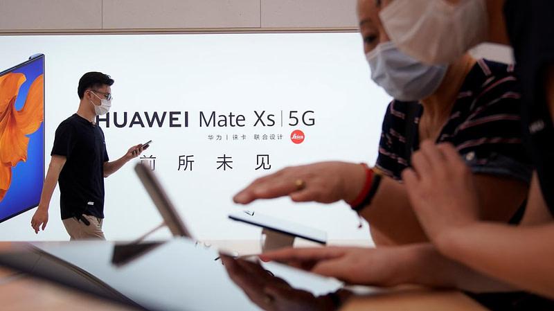 Huawei αποκλεισμός