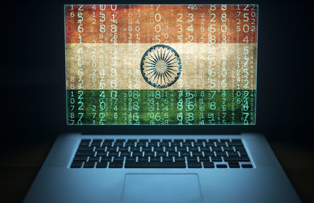 Εκστρατεία κατασκοπείας με στόχο τον στρατό της Ινδίας